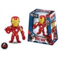 Captain America 3: Civil War - Iron Man 4 Inch Metals Wave 1