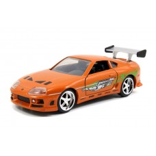 Fast and Furious - 1995 Toyota Supra Orange One-Third2 Scale Hollywood Ride