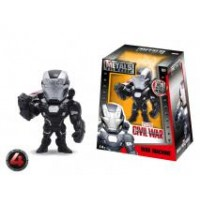Captain America 3: Civil War - War Machine 4 Inch Metals Wave 2