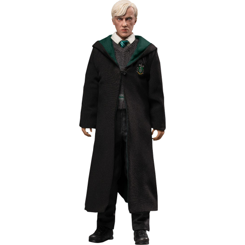 Harry Potter - Draco Malfoy in Slytherin Uniform 1/6th Scale Action Figure