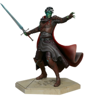 Critical Role - Fjord The Mighty Nein 12 Inch Statue