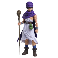 Dragon Quest V: Hand of the Heavenly Bride - Hero 9 Inch Bring Arts Action Figure