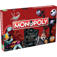 Monopoly - The Nightmare Before Christmas Edition Board Game