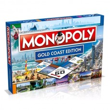 Monopoly - Gold Coast Edition Board Game