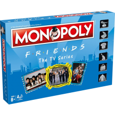 Monopoly - Friends Edition Board Game