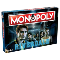 Monopoly - Riverdale Edition Board Game