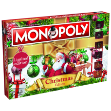 Monopoly - Christmas Edition Board Game
