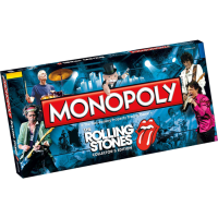 Monopoly - Rolling Stones Edition Board Game
