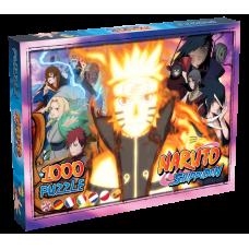 Naruto: Shippuden - Jigsaw Puzzle (1000 Pieces)