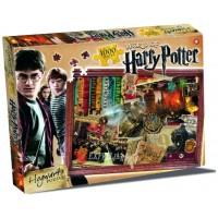Harry Potter - Hogwarts 1000 piece Puzzle