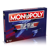 Monopoly - Top Gun Edition Board Game