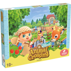 Animal Crossing - 1000 piece Jigsaw Puzzle