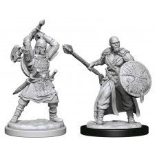 Dungeons & Dragons - Nolzur's Marvelous Unpainted Minis: Human Barbarian Male