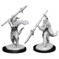 Dungeons & Dragons - Nolzur's Marvelous Unpainted Minis: Bearded Devils