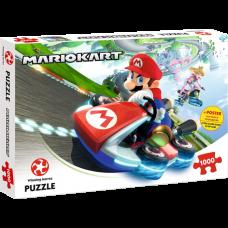 Super Mario - Mario Kart 1000 Piece Puzzle