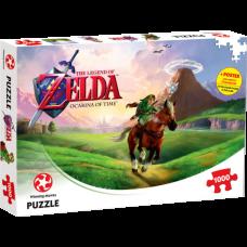 The Legend of Zelda - Ocarina of Time 1000 Piece Puzzle