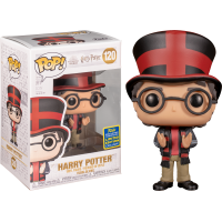 Harry Potter - Harry Potter at Quidditch World Cup Pop! Vinyl Figure (2020 Summer Convention Exclusive)