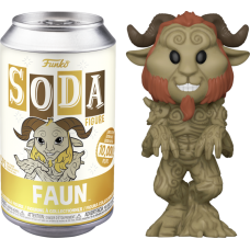 Pan's Labyrinth - Faun Vinyl SODA Figure in Collector Can