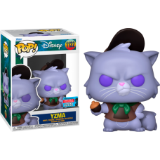 The Emperor's New Groove - Yzma as Cat Scout Pop! Vinyl Figure (2021 Fall Convention Exclusive)