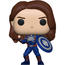 Marvel: What If…? - Captain Carter with Stealth Suit Pop! Vinyl Figure