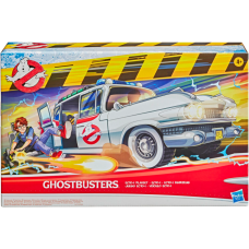 """Ghostbusters: Afterlife - Ecto-1 Fright Feature 5"""" Scale Action Figure Vehicle"""