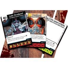 Dice Masters - Deadpool Family Values OP Kit