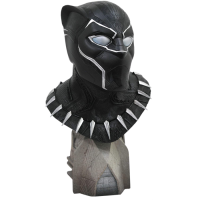 Black Panther - Black Panther Legends in 3D 1/2 Scale Bust
