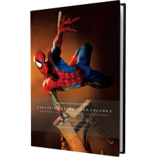 Sideshow Collectibles - Capturing Archetypes Volume 03: Astonishing Avengers, Adversaries, and Antiheroes Hardcover