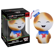 Ghostbusters - Toasted Stay Puft Marshmallow Man 6 Inch Dorbz XL Vinyl Figure