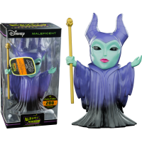Sleeping Beauty - Hikari Purple and Black Maleficent Japanese Vinyl Figure