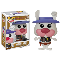 Ricochet Rabbit and Droop-a-Long - Ricochet Rabbit Pop! Vinyl Figure