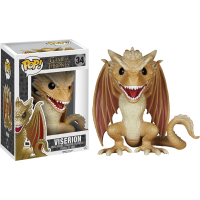 Game of Thrones - Viserion 6 Inch Pop! Vinyl Figure