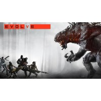 Evolve + Monster Expansion Pack Steam CD-Key Global