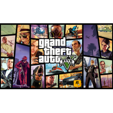 Grand Theft Auto V Rockstar Social Club CD-Key Global