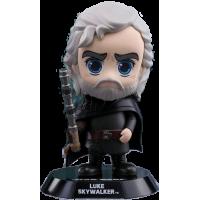 Star Wars Episode VIII: The Last Jedi - Luke Skywalker 3.75 inch Hot Toys Bobble Head Figure