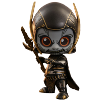 Avengers 3: Infinity War - Corvus Glaive Cosbaby 3.75 inch Hot Toys Bobble-Head Figure