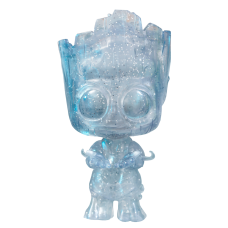 Guardians of the Galaxy: Vol. 2 - Groot Transparent Cosbaby 3.75 inch Hot Toys Bobble-Head Figure