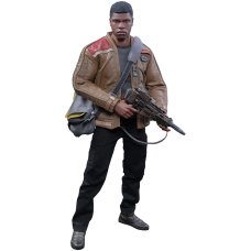 Star Wars Episode VII: The Force Awakens - Finn 1/6th Scale Hot Toys Action Figure