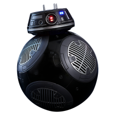 Star Wars Episode VIII: The Last Jedi - BB-9E 1/6th Scale Hot Toys Action Figure