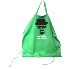 Breaking Bad - All Hail the Cook Apron
