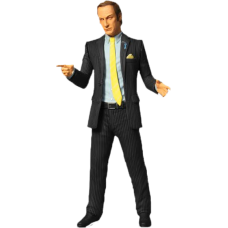 Breaking Bad - Saul Goodman 6 Inch Action Figure