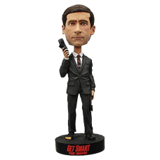 Get Smart - Maxwell Smart Head Knocker Bobble Head Steve Carell