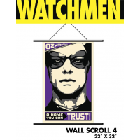 Watchmen - Ozymandias, a Name You Can Trust Wall Scoll