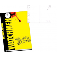 Watchmen - Who Watches the Watchmen Spiral-Bound Journal