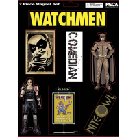 Watchmen - Comedian and Nite Owl Magnet Sheet