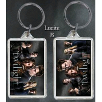 Twilight - Lucite Keychain B The Cullens