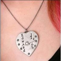 Twilight - Jewellery Heart Arrow Necklace