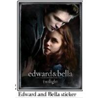 Twilight - Sticker C Edward and Bella
