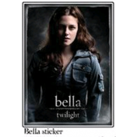 Twilight - Sticker E Bella Swan