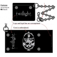 Twilight - Chain Wallet Style F